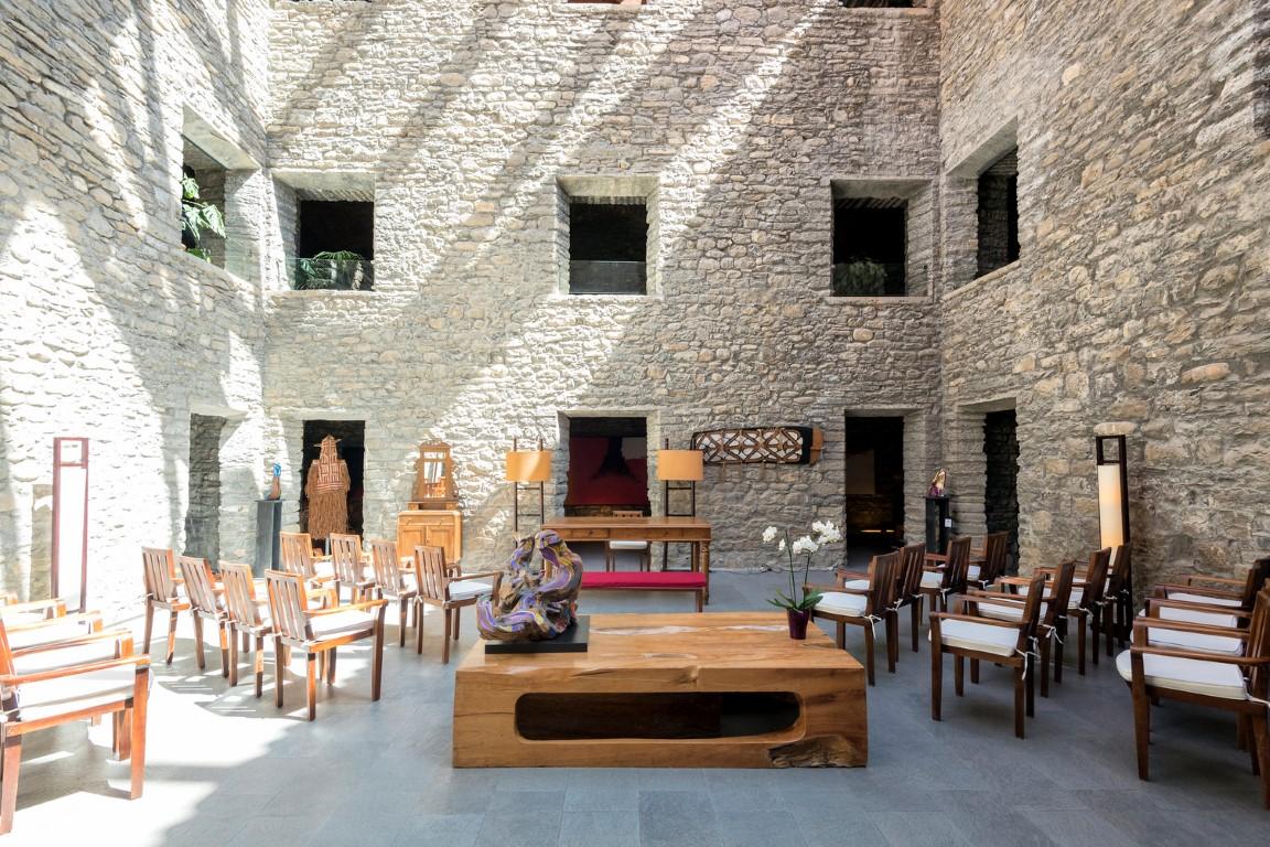 Hotel Barceló Monasterio de Boltaña hotel barceló monasterio de boltaña - Hotel Barcel   Monasterio de Bolta  a 01 - Hotel Barceló Monasterio de Boltaña, lujo entre naturaleza e historia