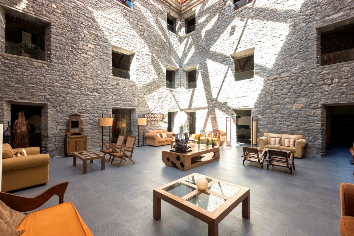 Hotel Barceló Monasterio de Boltaña hotel barceló monasterio de boltaña - Hotel Barcel   Monasterio de Bolta  a 07 - Hotel Barceló Monasterio de Boltaña, lujo entre naturaleza e historia
