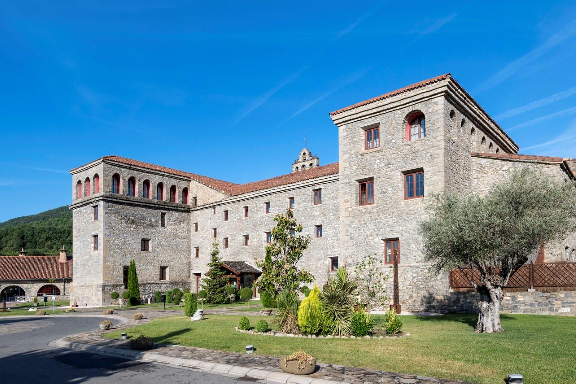 Hotel Barceló Monasterio de Boltaña hotel barceló monasterio de boltaña - Hotel Barcel   Monasterio de Bolta  a 10 - Hotel Barceló Monasterio de Boltaña, lujo entre naturaleza e historia