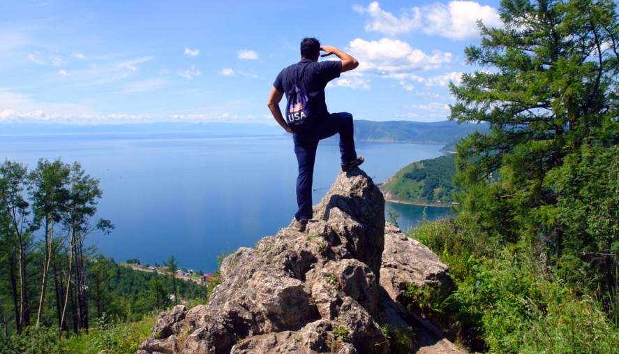lago baikal - lago baikal siberia rusia - Lago Baikal de Siberia, Rusia