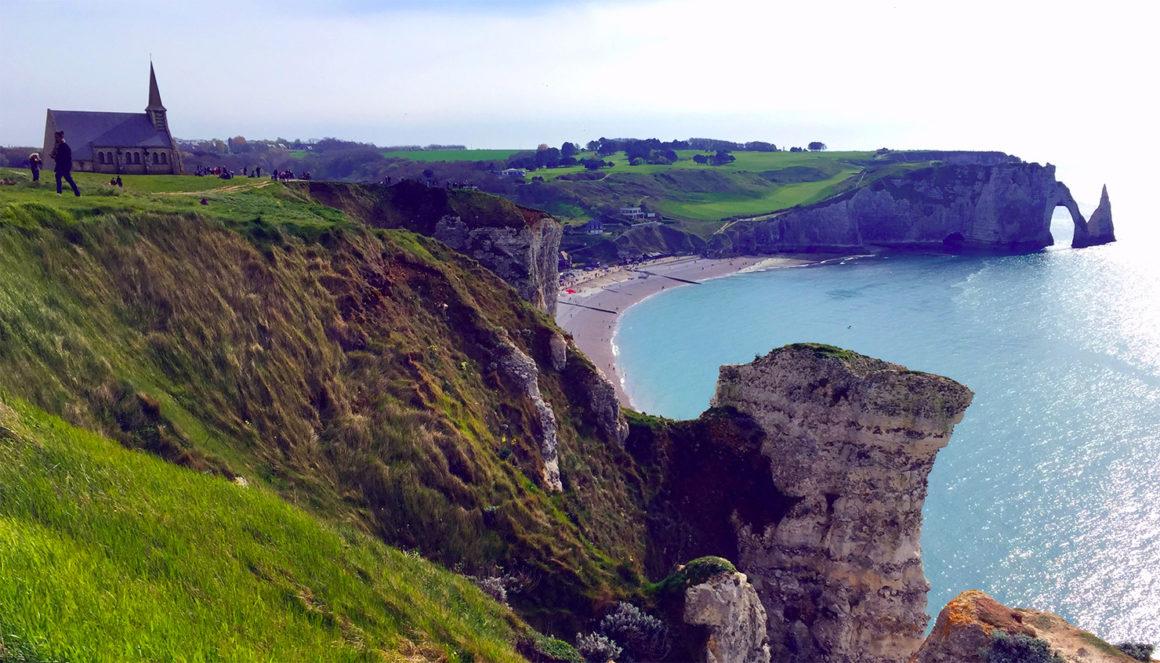 desembarco de normandía - viajar a normandia portada 1160x663 - Viaje a las Playas del Desembarco de Normandía