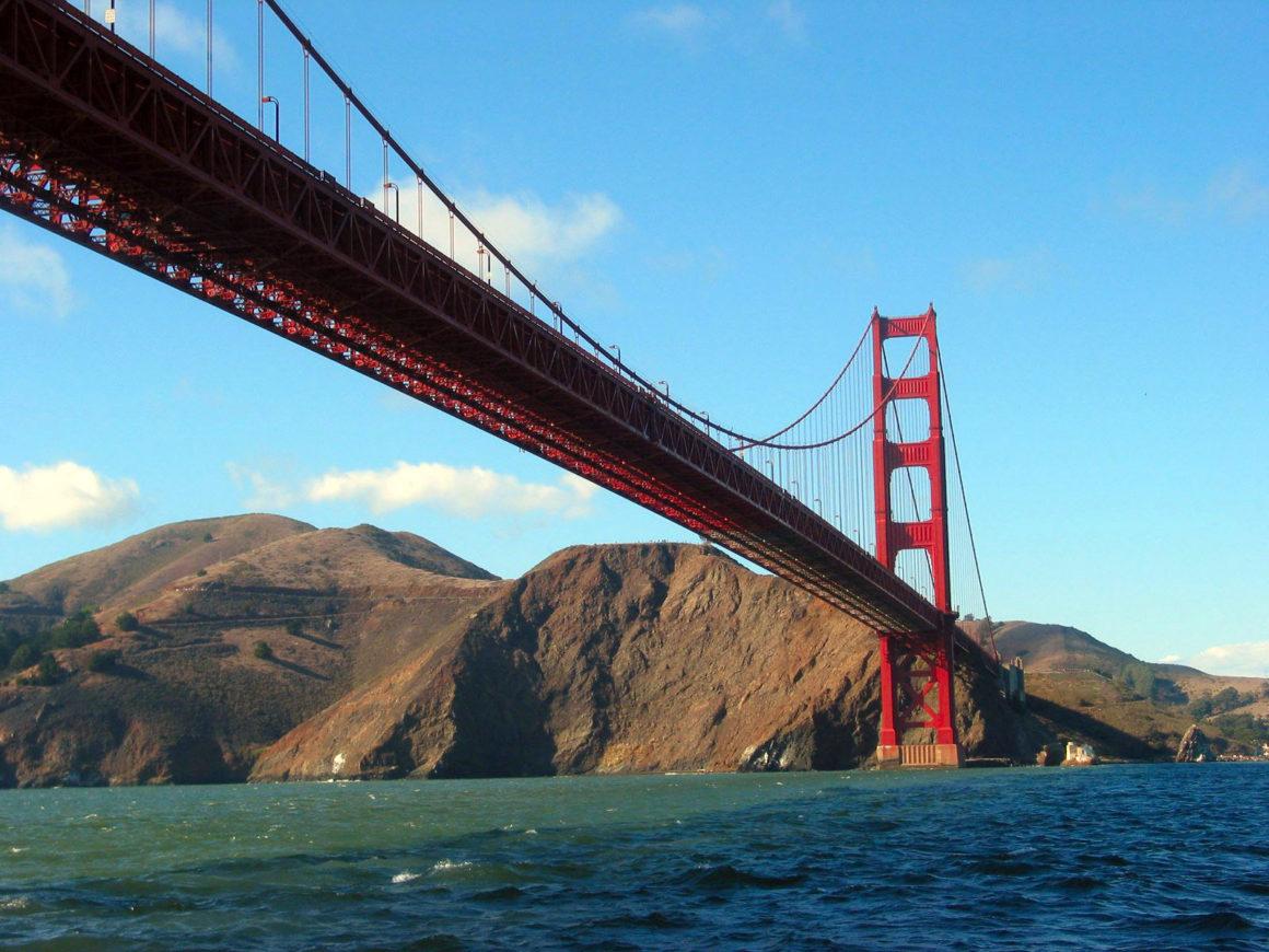 que ver en san francisco - golden gate bridge san francisco 1160x870 - 10 lugares mágicos que ver en San Francisco, California