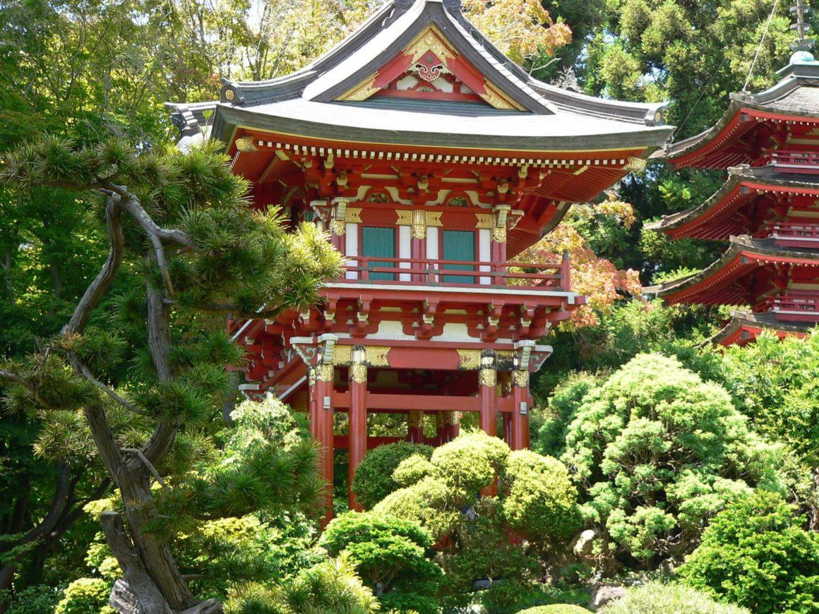 que ver en san francisco - pagoda 1548960 1160x870 - 10 lugares mágicos que ver en San Francisco, California