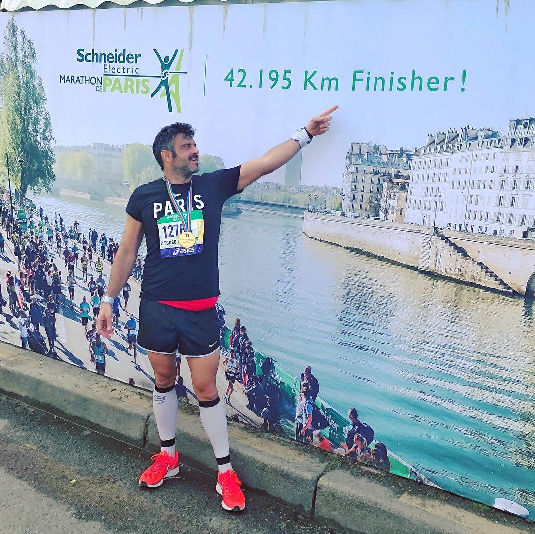Maratón de París - Paris Marathon maratón de parís - maraton de paris marathon 1 - Maratón de París: análisis, recorrido, entrenamiento y recomendaciones de viaje