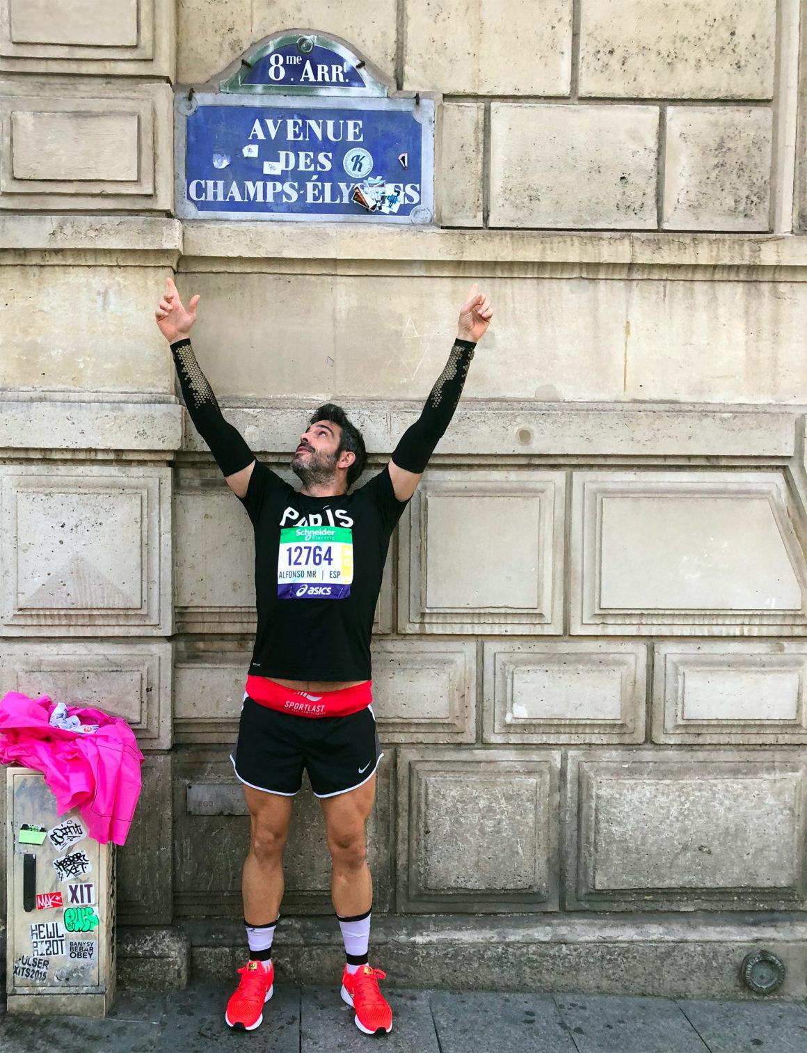 Maratón de París - Paris Marathon maratón de parís - maraton de paris marathon A 1160x1513 - Maratón de París: análisis, recorrido, entrenamiento y recomendaciones de viaje