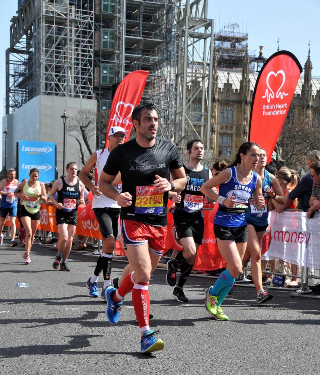 maratón de Londres maratón de londres - london marathon maraton de londres 2019 03 - Correr el Maratón de Londres: análisis, recorrido y recomendaciones de viaje.