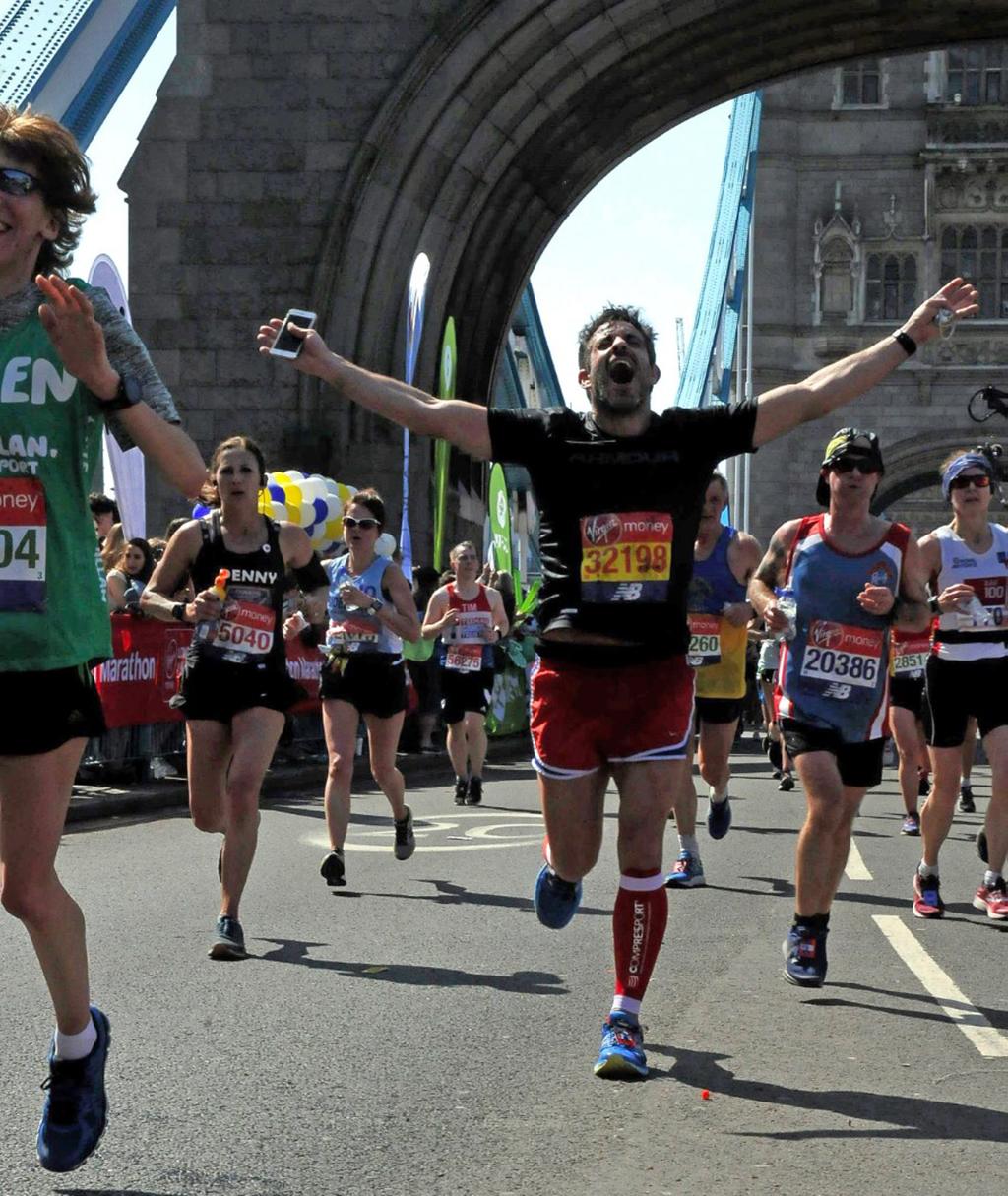 maratón de Londres maratón de londres - london marathon maraton de londres 2019 04 - Correr el Maratón de Londres: análisis, recorrido y recomendaciones de viaje.