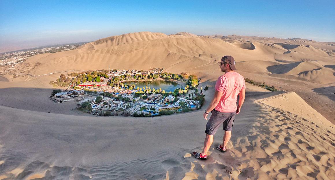 Oasis de Huacachina, Peru oasis de huacachina - CIVR2297 1160x623 - Oasis de Huacachina, un paraíso entre dunas