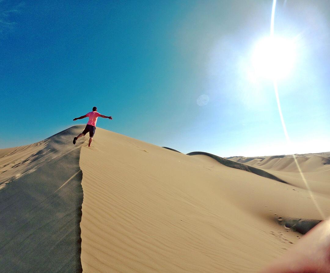 Oasis de Huacachina, Peru ruta por perú en dos semanas - IMG 0215 - Nuestra Ruta por Perú en dos semanas : Diario de Viaje a Perú