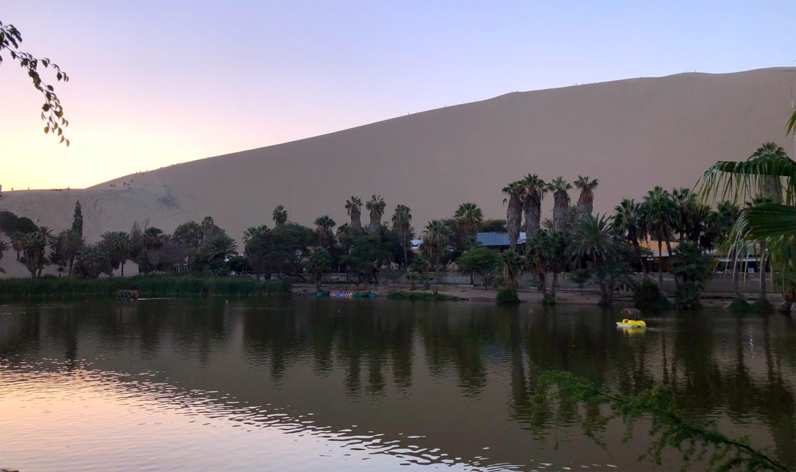 Oasis de Huacachina, Peru ruta por perú en dos semanas - IMG 9692 1160x689 - Nuestra Ruta por Perú en dos semanas : Diario de Viaje a Perú