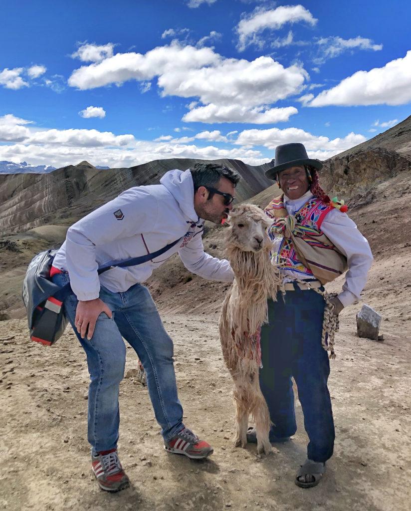 montaña arcoiris montaña arcoiris - OHTBE7228 824x1024 - Montaña Arcoiris de Perú, naturaleza multicolor