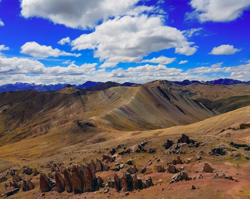 montaña arcoiris montaña arcoiris - montana colores palcoyo vinicunca peru cusco 06 1024x816 - Montaña Arcoiris de Perú, naturaleza multicolor