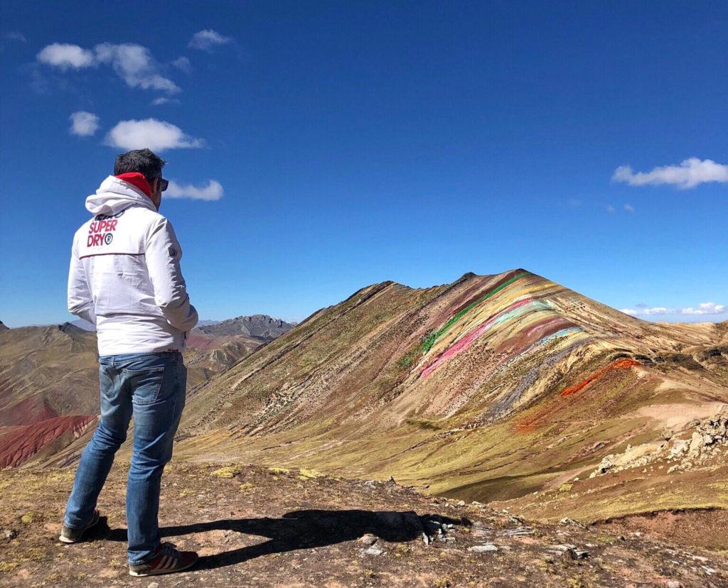 montaña arcoiris montaña arcoiris - montana colores palcoyo vinicunca peru cusco 07 1024x828 - Montaña Arcoiris de Perú, naturaleza multicolor