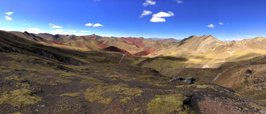 montaña arcoiris montaña arcoiris - montana colores palcoyo vinicunca peru cusco 11 1024x439 - Montaña Arcoiris de Perú, naturaleza multicolor