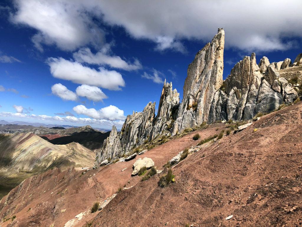 montaña arcoiris montaña arcoiris - montana colores palcoyo vinicunca peru cusco 13 1024x768 - Montaña Arcoiris de Perú, naturaleza multicolor