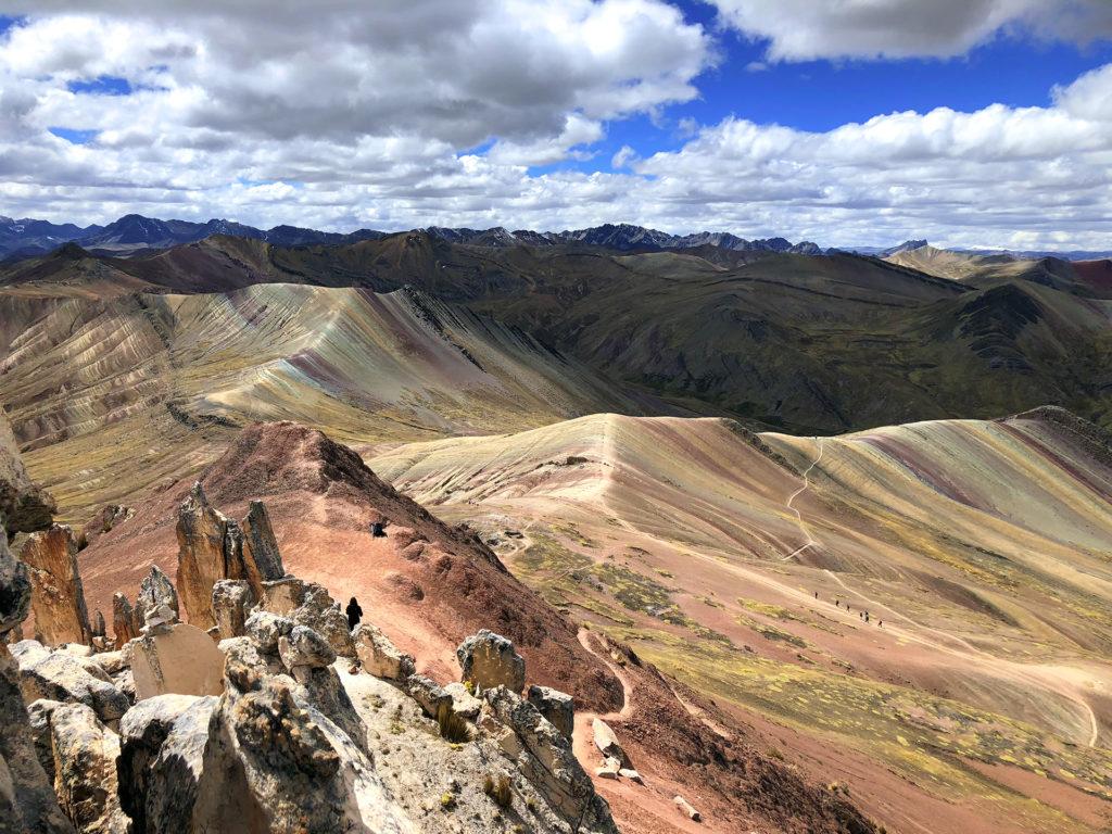 montaña arcoiris montaña arcoiris - montana colores palcoyo vinicunca peru cusco 16 1024x768 - Montaña Arcoiris de Perú, naturaleza multicolor