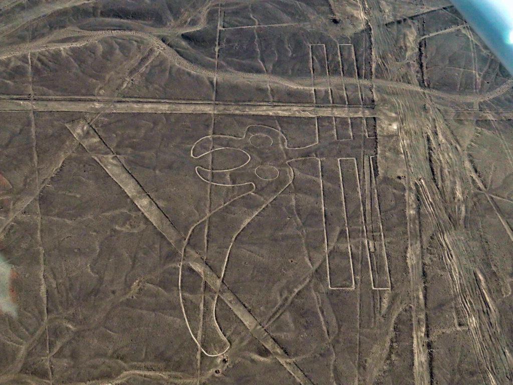 Líneas de Nazca líneas de nazca - sobrevolar las lineas de nazca nasca peru 05 1024x768 - Sobrevolar las líneas de Nazca, una experiencia extraterrestre en Perú