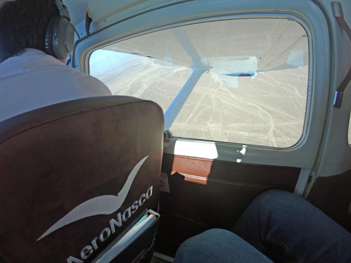 Líneas de Nazca ruta por perú en dos semanas - sobrevolar las lineas de nazca nasca peru 07 1160x870 - Nuestra Ruta por Perú en dos semanas : Diario de Viaje a Perú
