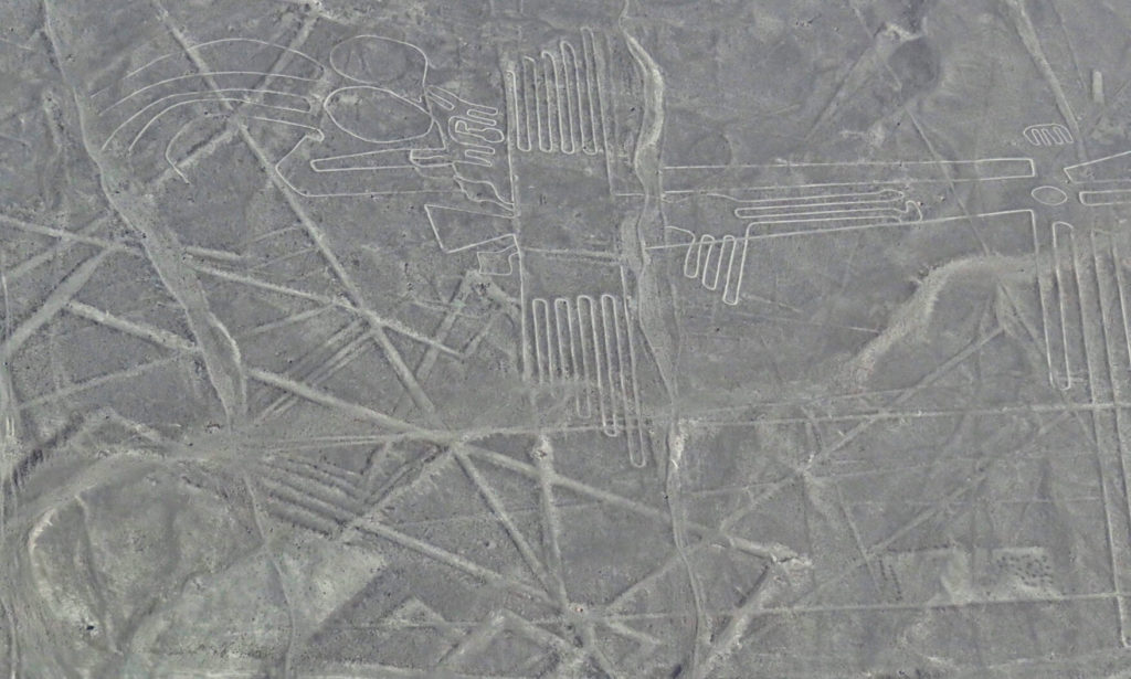 Líneas de Nazca líneas de nazca - sobrevolar las lineas de nazca nasca peru 20 1024x615 - Sobrevolar las líneas de Nazca, una experiencia extraterrestre en Perú