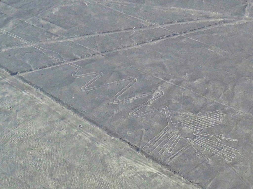 Líneas de Nazca líneas de nazca - sobrevolar las lineas de nazca nasca peru 34 1024x767 - Sobrevolar las líneas de Nazca, una experiencia extraterrestre en Perú