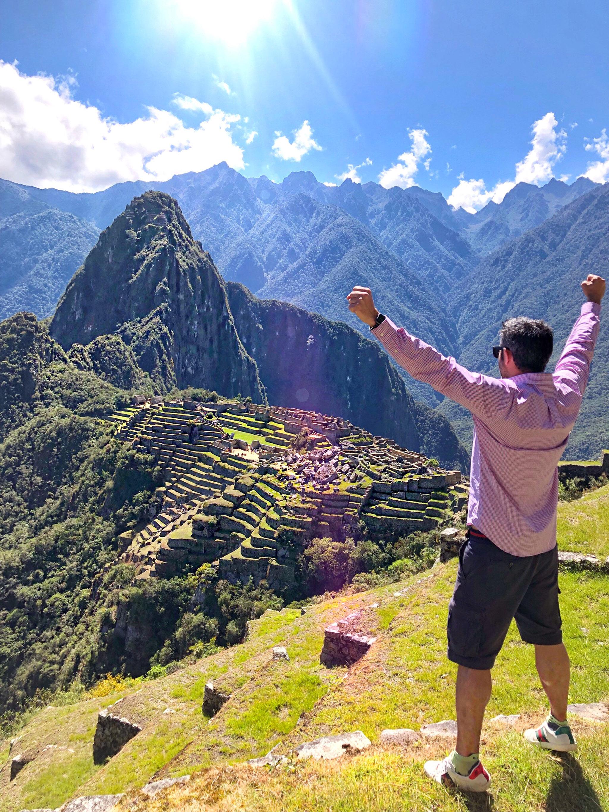 Machu Picchu Peru Aguas Calientes machu picchu - Machu Picchu Peru Aguas Calientes 01 - Machu Picchu, un sueño cumplido