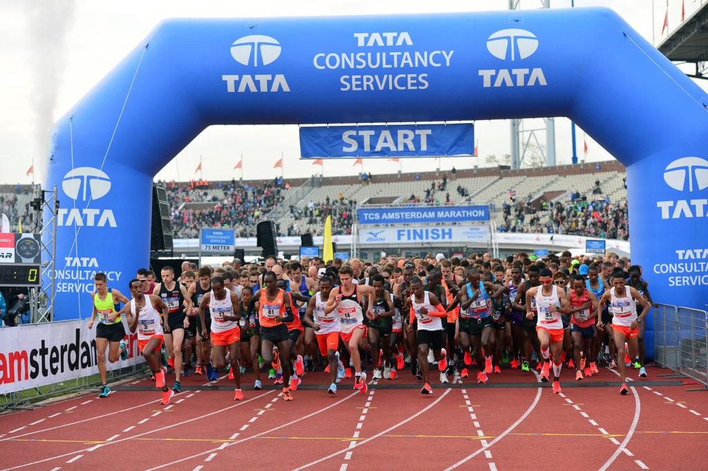 marathon maraton amsterdam maratón de amsterdam - marathon maraton amsterdam 01 1024x682 - Correr el Maratón de Amsterdam: análisis, recorrido, entrenamiento y recomendaciones de viaje