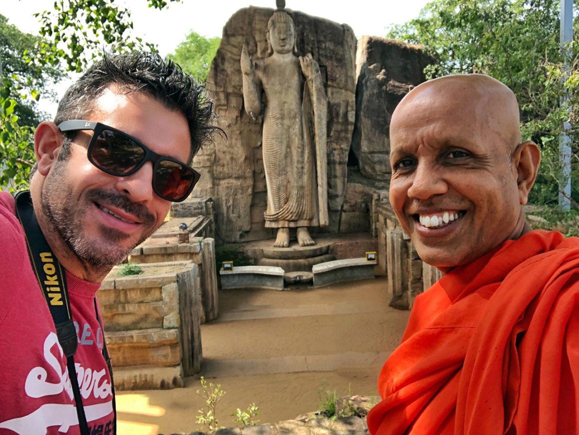 buda de aukana - thewotme buda de aukana buddha avukana sri lanka 1160x872 - Buda de Aukana, la estatua de Buda más alta de Sri Lanka