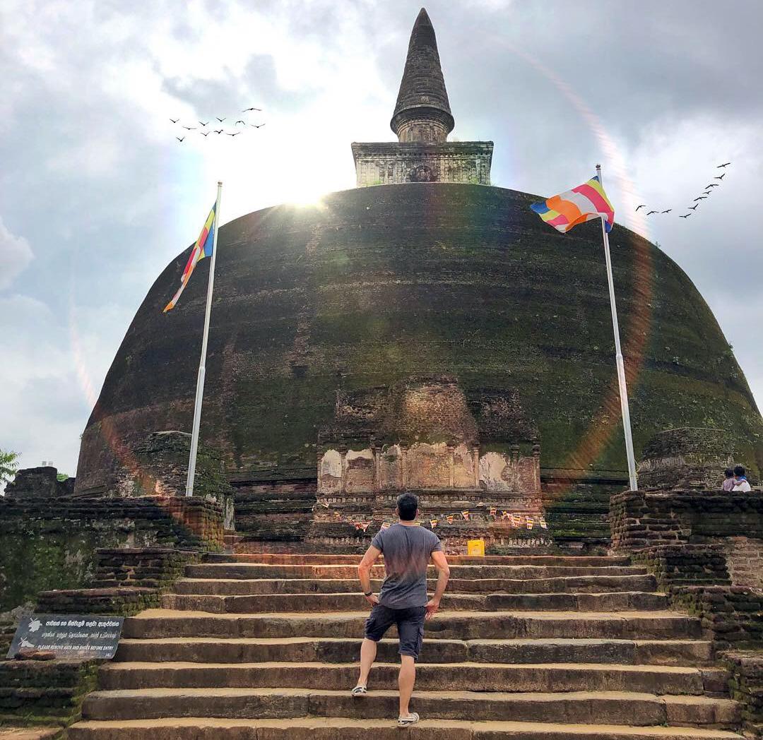 visitar polonnaruwa - thewotme polonnaruwa sri lanka - Visitar Polonnaruwa, la antigua capital de Sri Lanka