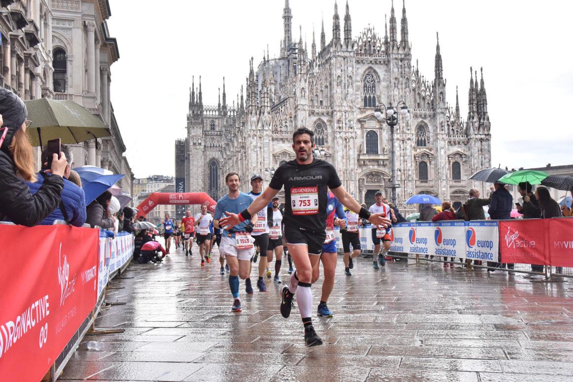 Maratón de Milán - Milan Marathon Maratona maratón de milán - maraton de milan milano maratona marathon italy italia 00 1160x774 - Maratón de Milán: análisis, recorrido, entrenamiento y recomendaciones de viaje