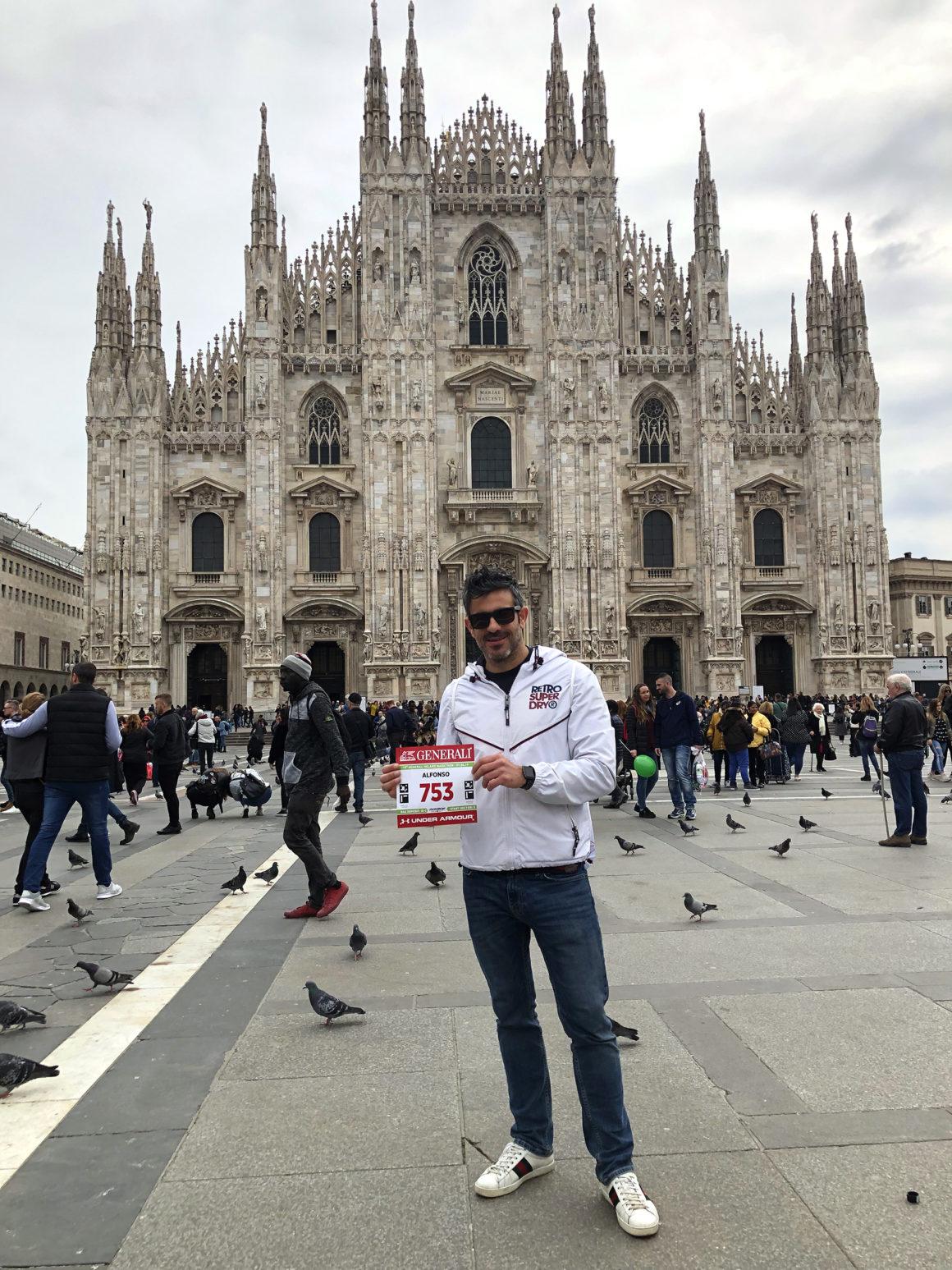 Maratón de Milán - Milan Marathon Maratona maratón de milán - maraton de milan milano maratona marathon italy italia 17 1160x1547 - Maratón de Milán: análisis, recorrido, entrenamiento y recomendaciones de viaje