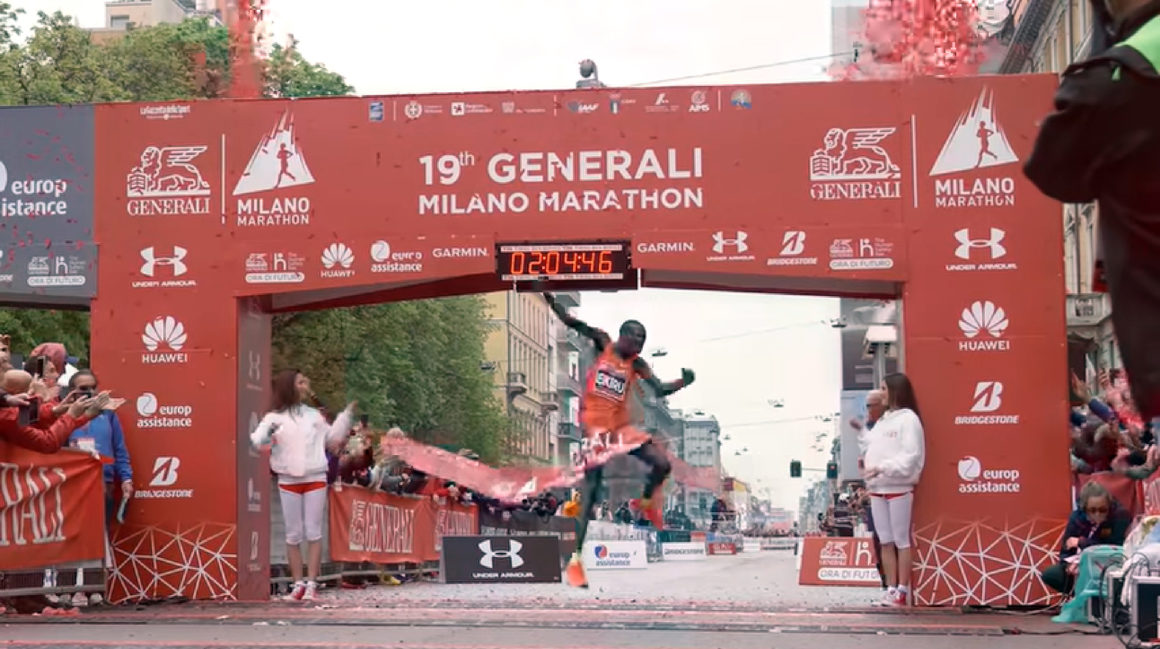 Maratón de Milán - Milan Marathon Maratona maratón de milán - maraton de milan milano maratona marathon italy italia 21 1160x649 - Maratón de Milán: análisis, recorrido, entrenamiento y recomendaciones de viaje
