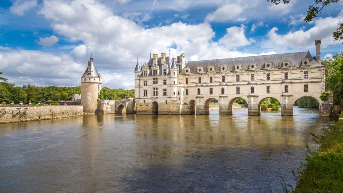 Valle del Loira en 2 días - Le Château de Chenonceau