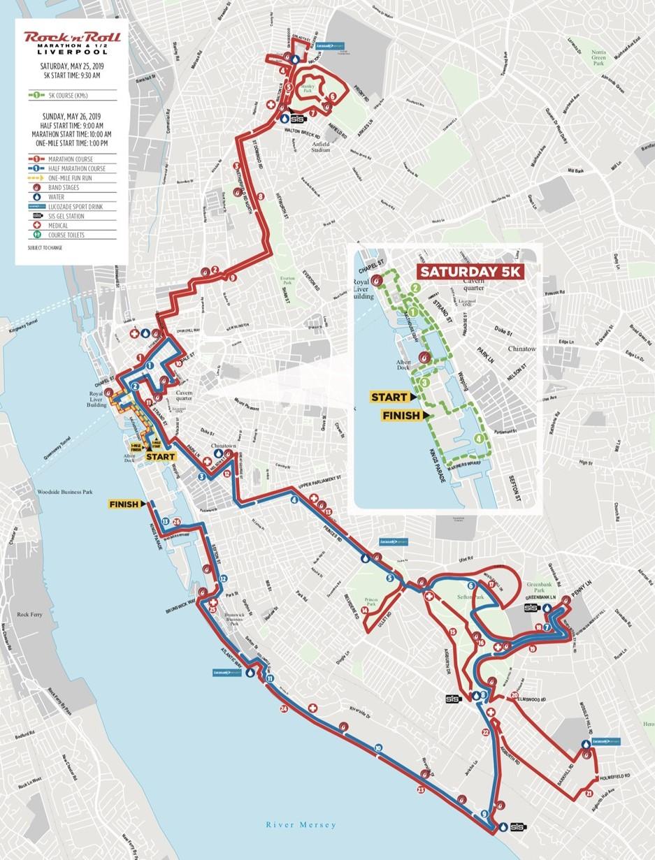 maratón de liverpool - recorrido maraton de liverpool thewotme 2 - Maratón de Liverpool: análisis, recorrido, entrenamiento y recomendaciones de viaje