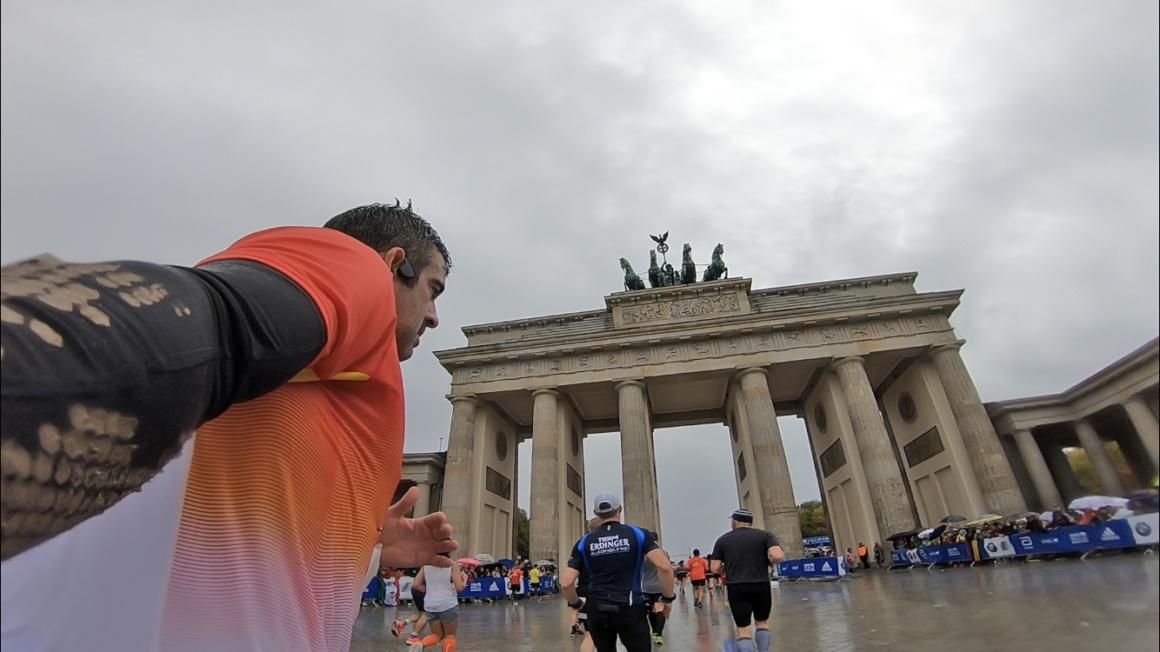 correr el maratón de berlín berlin marathon thewotme sorteo medalla medal