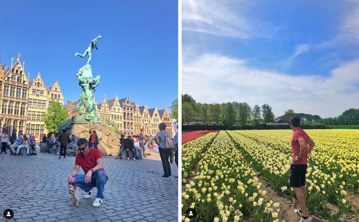 - 2019 Viajar a Belgica 1160x717 - Memoria de Viajes 2019 : Un nuevo viajero a la familia