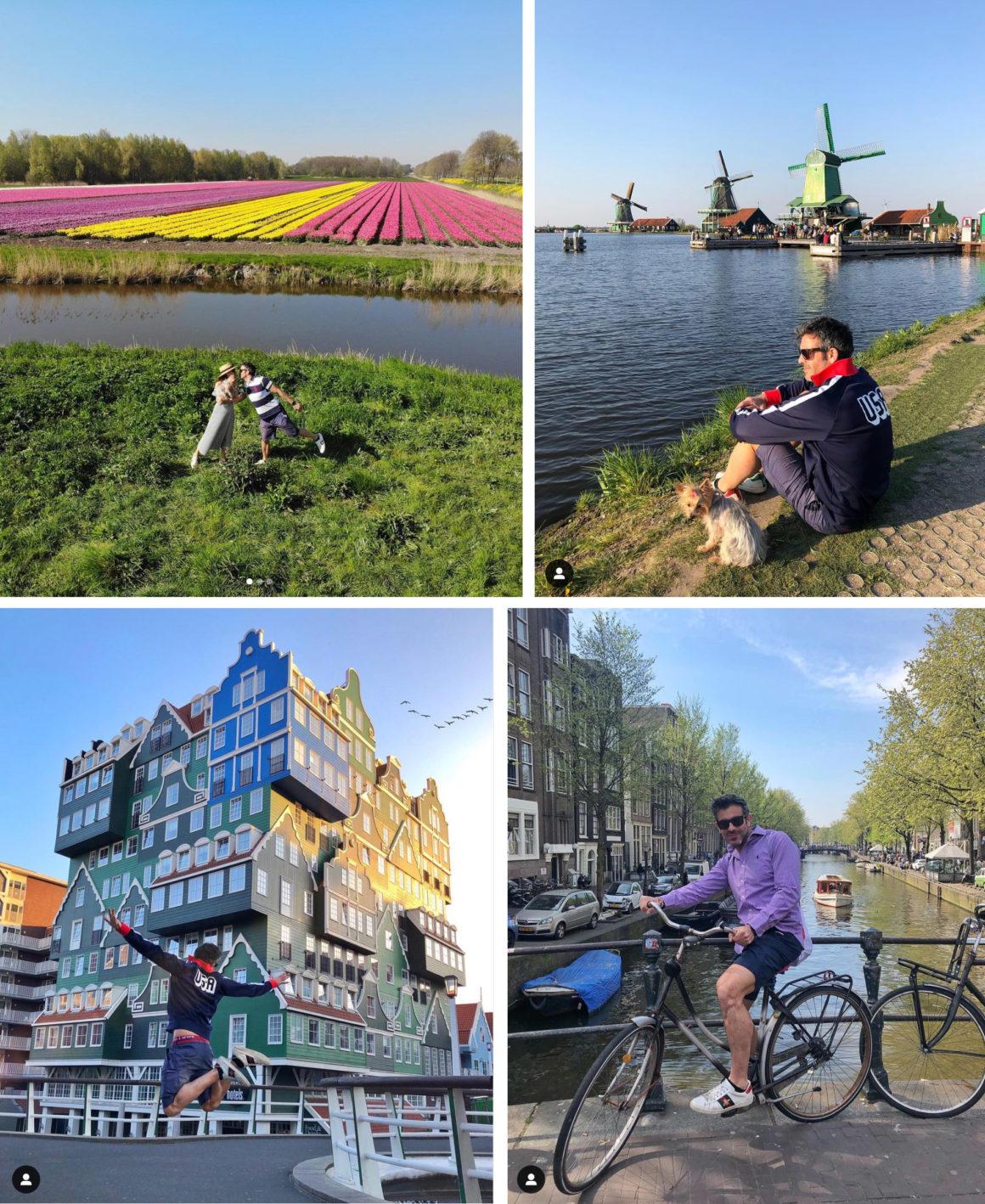 - 2019 Viajar a holanda 1160x1418 - Memoria de Viajes 2019 : Un nuevo viajero a la familia